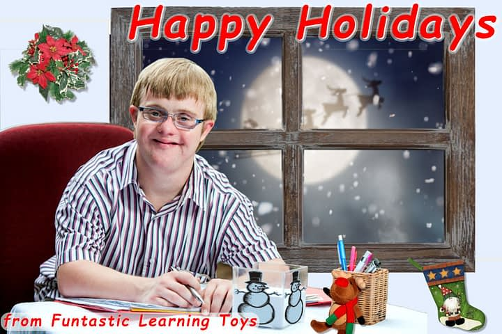 Happy Holidays from Funtastic Learning Toys