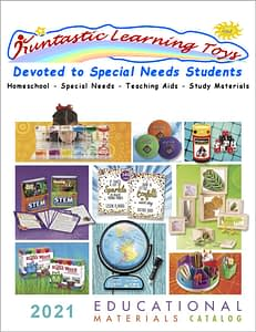 Cover of Funtastic Learning Toys 2021 Educational Materials Catalog