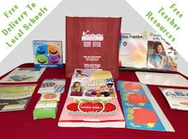 Free Items for Teacher Accounts