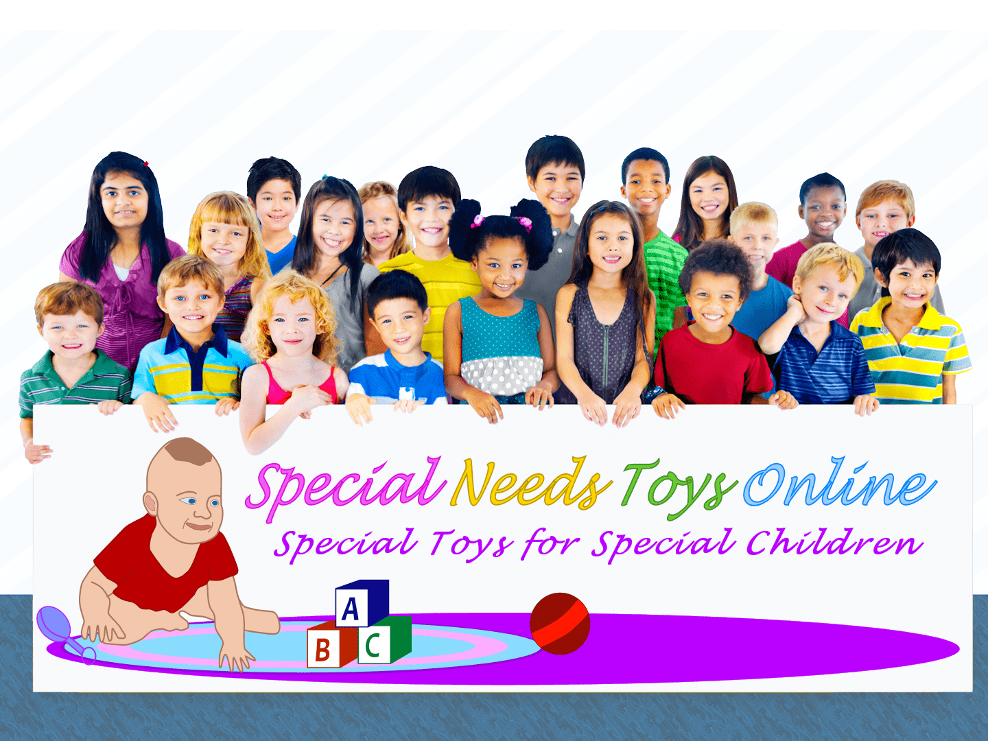 Special Needs Toys Online, sister division of Funtastic Learning Toys.